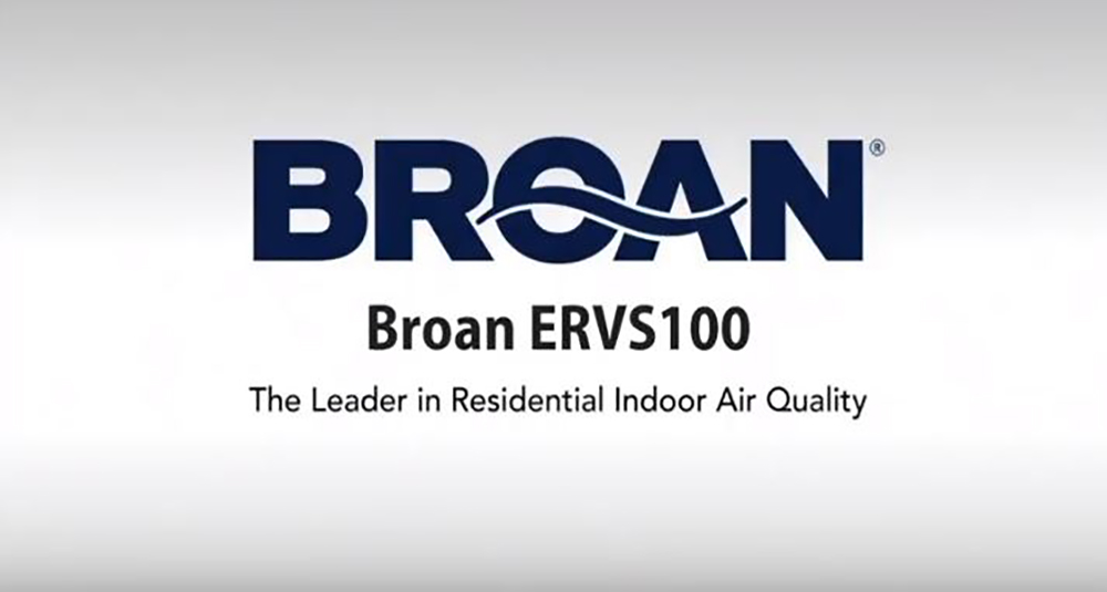 ERVS100 Installation Video